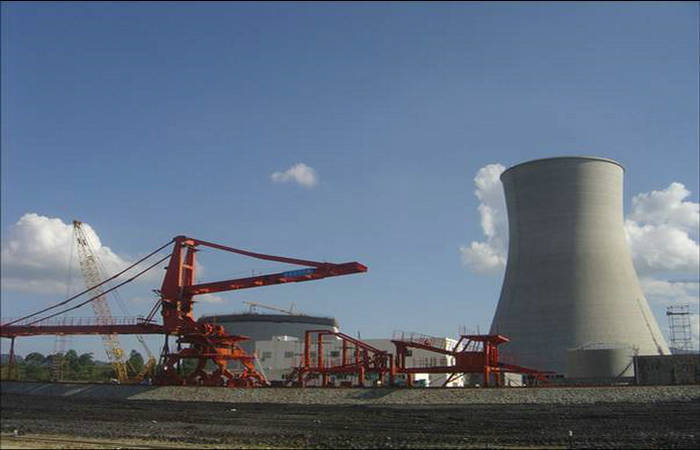 Power Plant Project of Xingyi