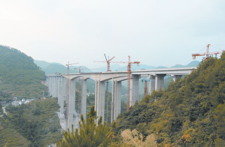 息峰至黔西高速公路工程