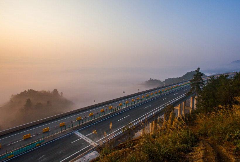 驾荔高速公路工程
