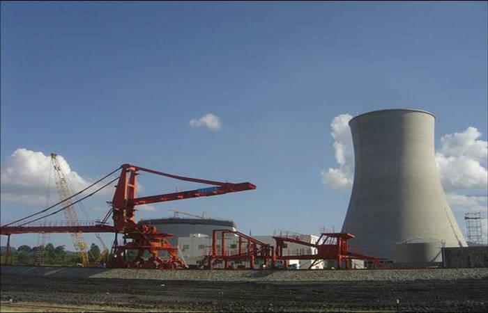 兴义电厂项目工程